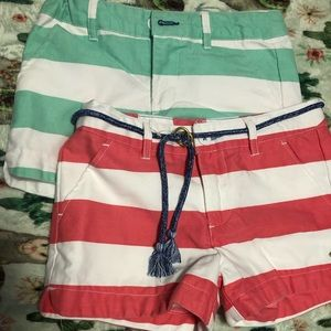 Girl Tommy Hilfiger shorts